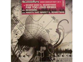 CTRL-Z (2) & Screwface (3) Present Stereo:Type – Remix Sampler Part 1 Of 3