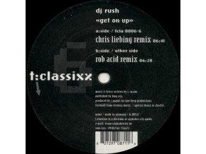 DJ Rush – Get On Up
