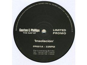 Gaston* & Phillips* – The Gap EP
