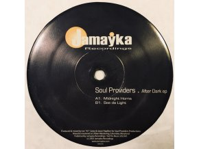 Soul Providers – After Dark EP