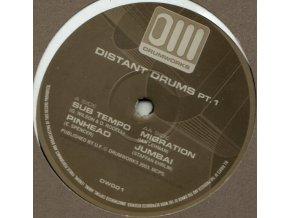 Various – Distant Drums Pt. 1