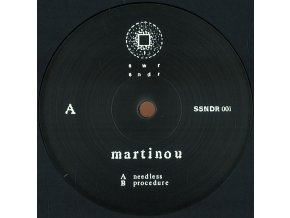 Martinou - Needless/Procedure