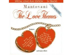 Mantovani ‎– Mantovani Love Themes