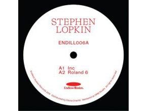 Stephen Lopkin / Dim DJ – Endill 006
