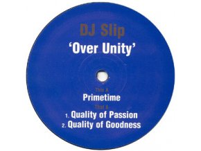 DJ Slip ‎– Over Unity