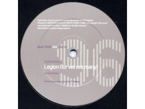 Aphrohead – Legion (For We Are Many)