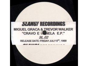 Miguel Graca & Trevor Walker – Cravo E Canela E.P.