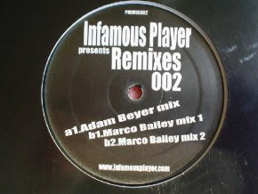 Player ‎– Infamous Player Remixes 02