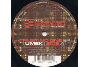 Umek ‎– Trust No One EP