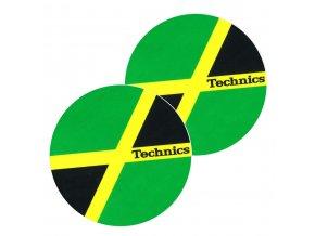 LP Slipmat Technics Jamaika