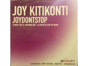 Joy Kitikonti – JoyDontStop