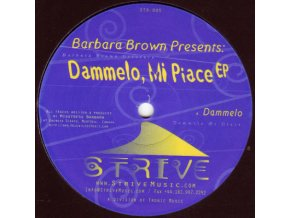 Barbara Brown ‎– Dammelo, Mi Piace EP