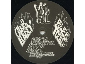 Vin Sol ‎– Club Lonely Power Tools Vol. 1