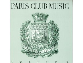 V/a - Paris Club Music