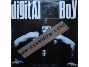 Digital Boy ‎– This Is Mutha F**ker! (Censored)