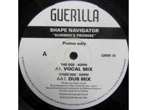 Shape Navigator – Summer's Promise