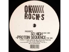 OK Rocks – So High / Protein Sequence