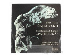 Petr Iljič Čajkovskij – Symfonie Č. 6 H-Moll (Patetická)