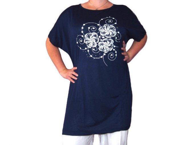 Lehké letní tričko Aleyna