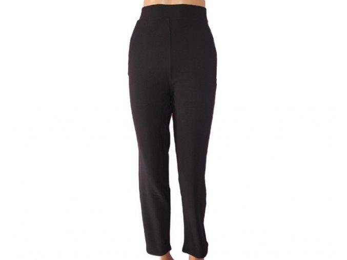 Elegantní kalhoty s knoflíčky