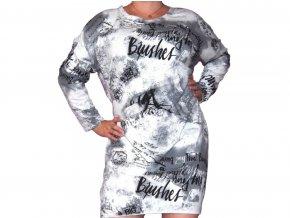 Podzimní šaty Bushes