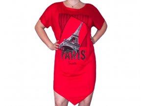 Dlouhá tunika (šaty) Paris