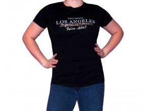 Dámské tričko Los Angeles