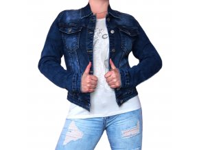 Džínová bunda POP STAR