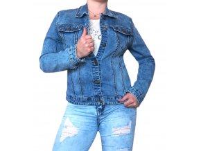 Džínová bunda Goodies