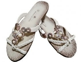 Dámské sandále Kasandra (béžové)