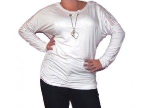 Dámské tričko Brigitte s přívěskem