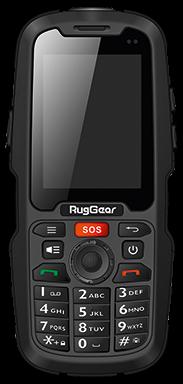 Mobilní telefony Ruggear