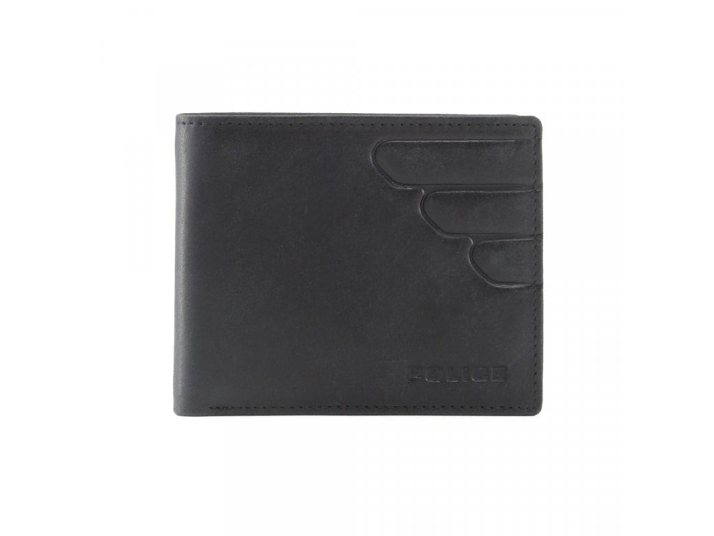 a9b0b9377 Pánská peněženka POLICE PT268363-1 černá - GRANDSTYL.CZ