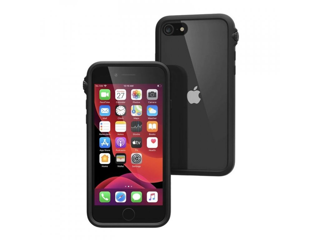 Catalyst Impact Protection, black - iPhone SE/8/7