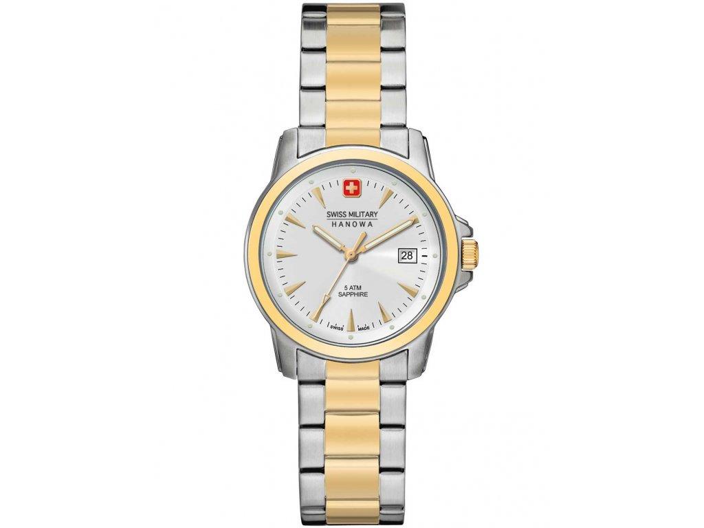 Dámské hodinky Swiss Military Hanowa 06-7044.1.55.001 Swiss Recruit Prime