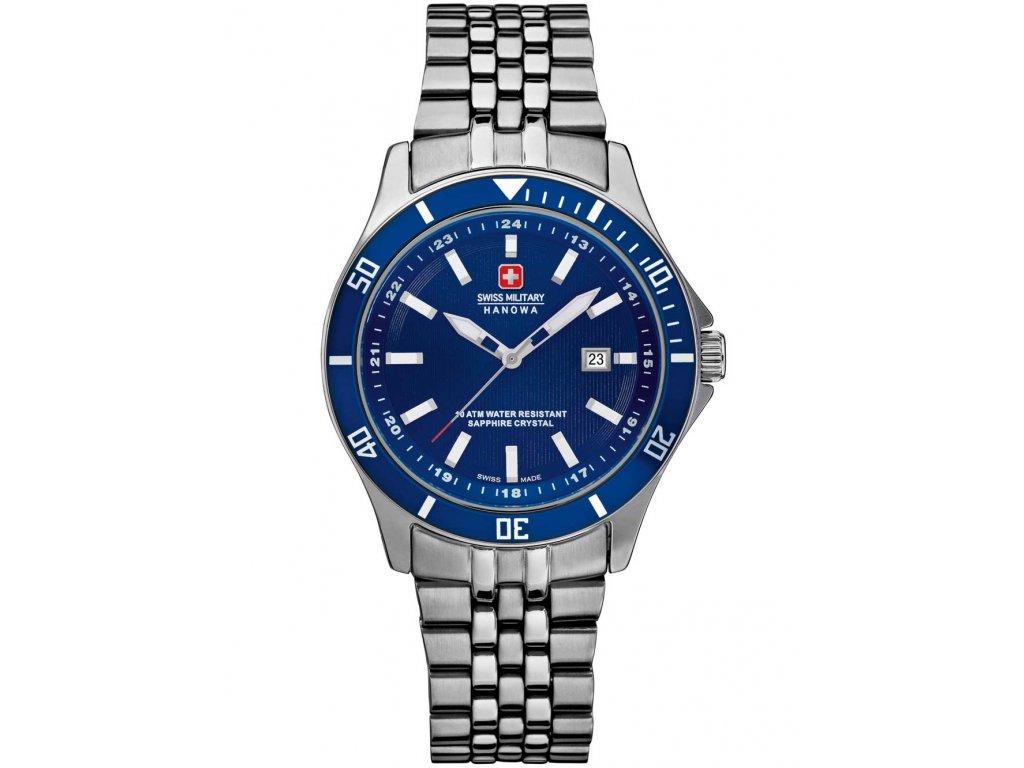 Dámské hodinky Swiss Military Hanowa 06-7161.2.04.003 Flagship