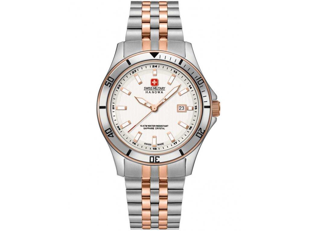 Dámské hodinky Swiss Military Hanowa 06-7161.2.12.001 Flagship