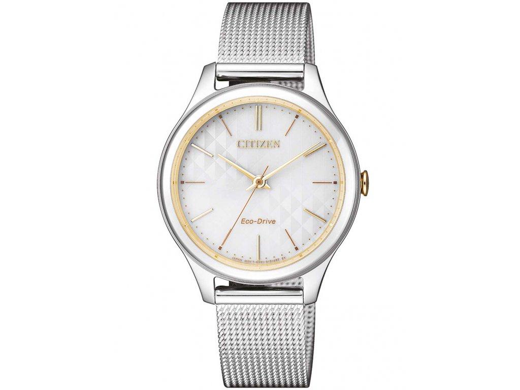 Dámské hodinky Citizen EM0504-81A Eco-Drive