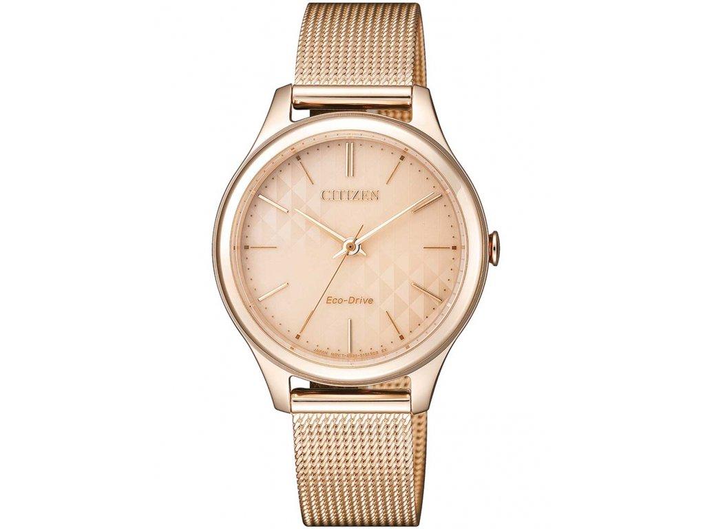 Dámské hodinky Citizen EM0503-83X Eco-Drive