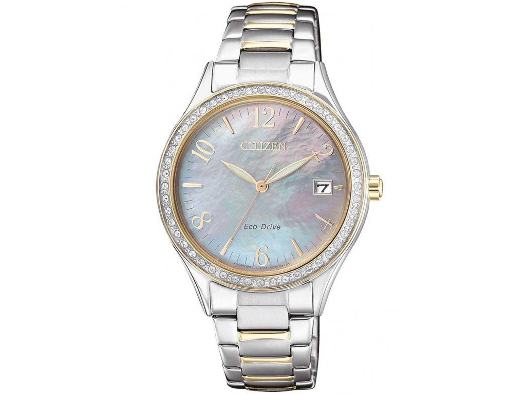 Dámské hodinky Citizen EO1184-81D Eco-Drive