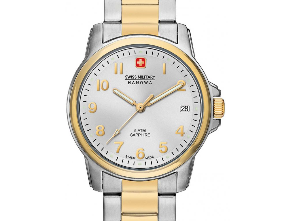 Dámské hodinky Swiss Military Hanowa 06-7141.2.55.001 Swiss Soldier Prime
