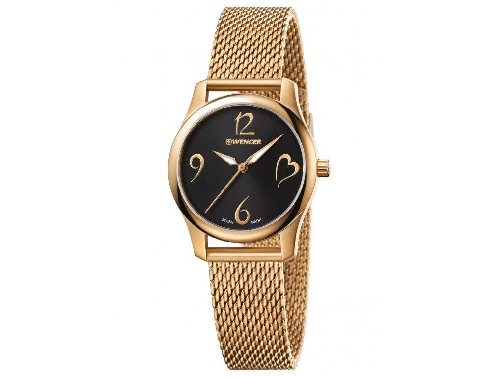 Dámské hodinky Wenger 01.1421.110 City Classic