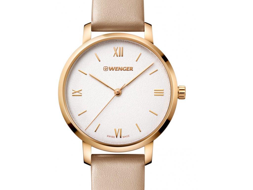 Dámské hodinky Wenger 01.1731.105 Metropolitan Donnissima