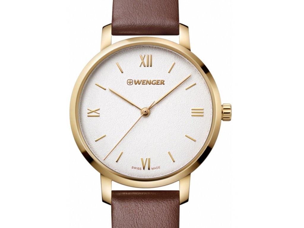 Dámské hodinky Wenger 01.1731.106 Metropolitan Donnissima