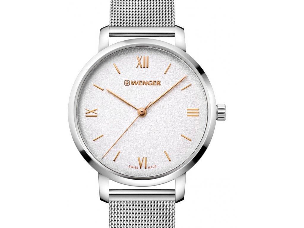 Dámské hodinky Wenger 01.1731.104 Metropolitan Donnissima