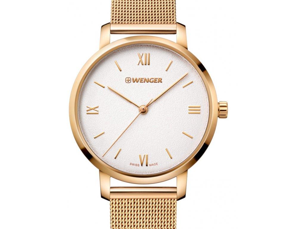 Dámské hodinky Wenger 01.1731.107 Metropolitan Donnissima