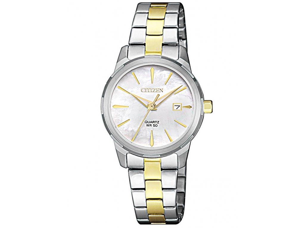 Dámské hodinky Citizen EU6074-51D Elegance