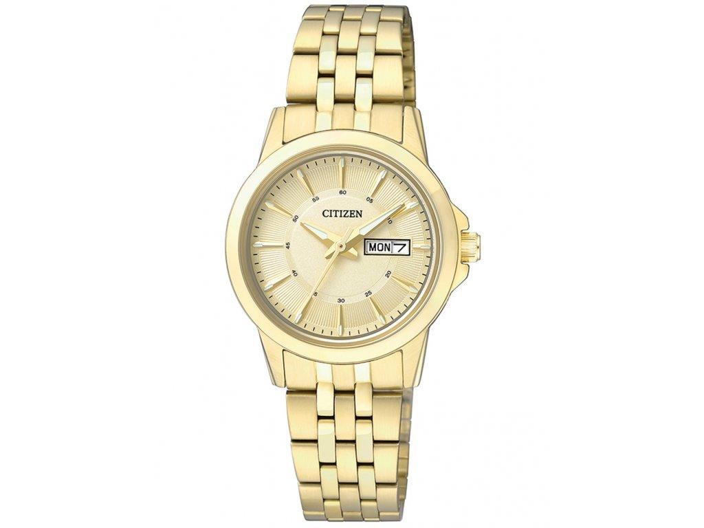 Dámské hodinky Citizen EQ0603-59P Sport