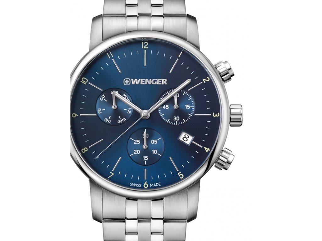 Pánské hodinky Wenger 01.1743.105 Urban