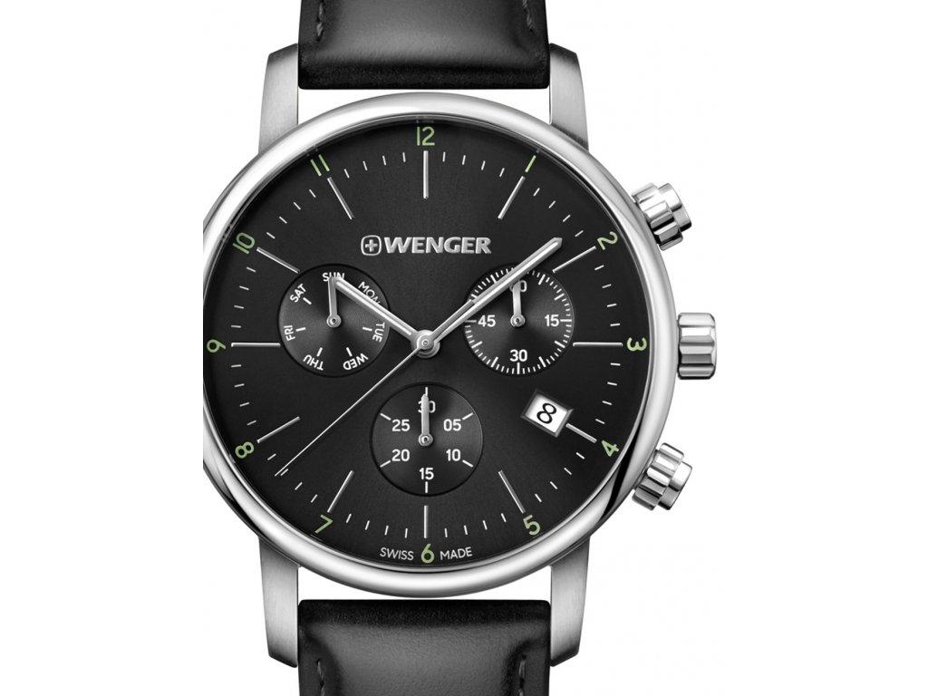 Pánské hodinky Wenger 01.1743.102 Urban